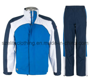 Sports Nylon Track Suit (ELTSJJ-129) pictures & photos