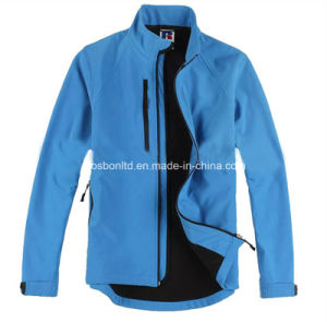 Mens Wear - Softshell Waterproof Jacket pictures & photos