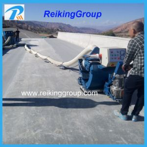 Portable Concrete and Steel Plate Surface Sand Shot Blasting Machine pictures & photos