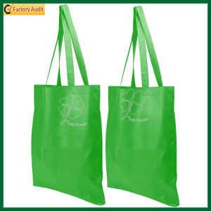 Eco Green Ladie′s Shopping Tote Polyester Bag (TP-SP356) pictures & photos