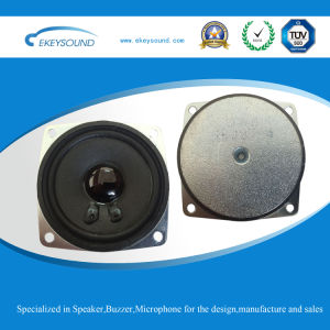 """2.6"""" Square Speaker Use for Play Music pictures & photos"""