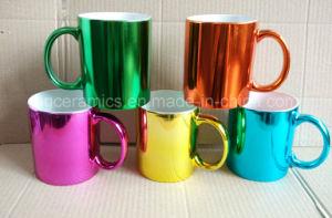 Metallic Ceramic Mug, Metallic Color Ceramic Mug pictures & photos