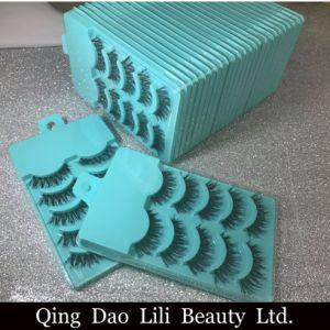 Lili Beauty Synthetic Hair5 Pairs Fashion Black False Eyelash pictures & photos