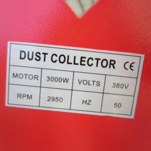 Woodworking Machinery 2 Bags Dust Collector pictures & photos