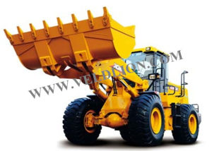 5 Ton Wheel Loader, Zl50g pictures & photos