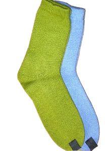 100%Cashmere Unisex Sock pictures & photos