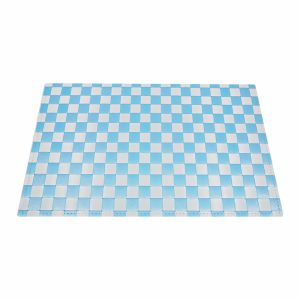 Two Colors PP Woven Tablemat for Tabletop pictures & photos