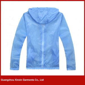Factory Wholesale Cheap Printed Lightweight Skin Jacket (J179) pictures & photos
