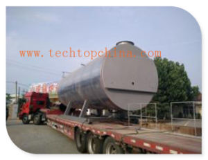 High Efficiency Oil Gas Fired Steam Boiler (WNS 0.5-20 T/H) pictures & photos