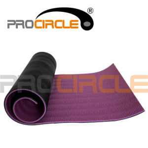 High Quality Fitness Mat XPE Yoga Mat (PC-YM4013) pictures & photos