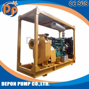 Diesel Self-Priming Pump for Waste Water Transfer pictures & photos
