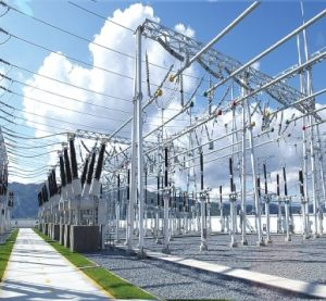 220kv Transformer Substation Structure