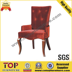 Wooden Hotel Fabric Leisure Dining Chairs pictures & photos