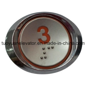Hyundai Push Button for Elevator Parts (TY-PB33) pictures & photos