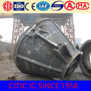 Citic High Quality Casting Steel Slag Pot for Metallurgy pictures & photos