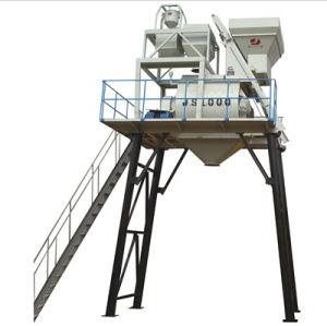 Twin Shaft Concrete Mixer, Compulsory Concrete Mixer (Js1000) pictures & photos
