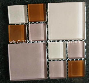 Brown Crystal Glass Mosaic for Steam Bath Room pictures & photos