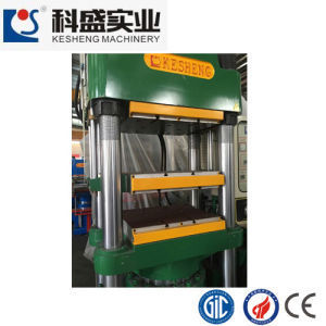 Rubber Press Molding Machine for Rubber Silicone Products (KS300H) pictures & photos