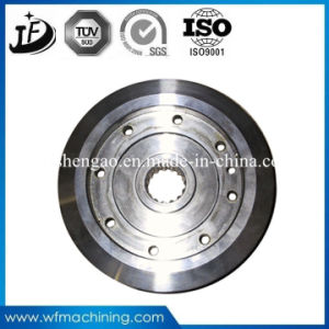 Gray Iron Sand Casting Flywheel for Industrial with Customized Service pictures & photos