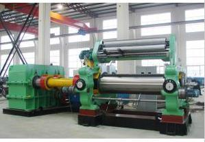 Xk-160b Laboratory Rubber Mixing Mill, Two Roll Mixing Mill Price pictures & photos