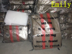 58-60 Fully Refined Paraffin Wax for Candle Making Raw Material pictures & photos