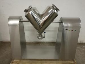 Secondhand V Type Mixer Machine pictures & photos