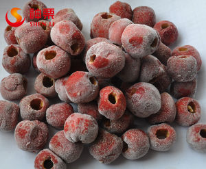 Organic Quicking Frozen Hawthorn Berry Fruit