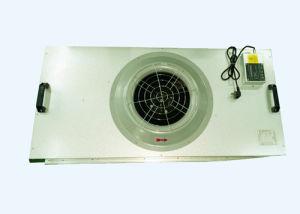 Fan Filter Unit FFU with Primary and High Efficiency Filter pictures & photos