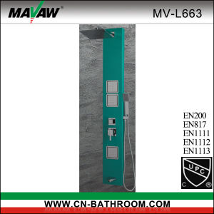 Aluminum Alloy Shower Panel (MV-L663)