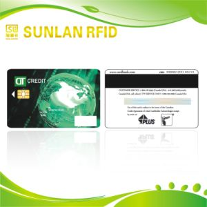 Factory Price RFID Magnetic Smart Card (SL-1124) pictures & photos