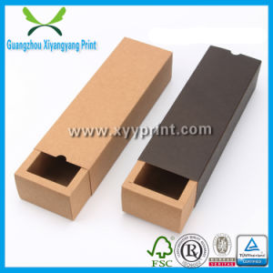 Custom Kraft Paper Box Packaging with Logo Printed pictures & photos