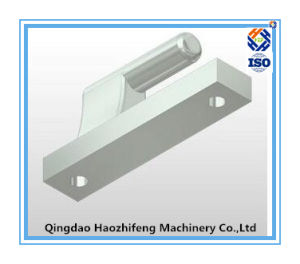 Galvanized-Finished Hinge, Made of 1045 Carbon Steel for Construction System pictures & photos
