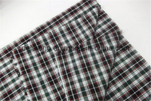 2016 Fashion Checks Yarn Dyed Wholesale Shirting Fabric pictures & photos