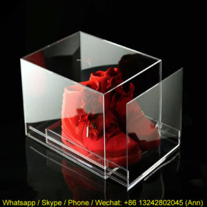 Top Quality Acrylic Shoe Display Box pictures & photos