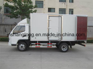 China 4X2 Mini Van Truck 2t for Sale pictures & photos