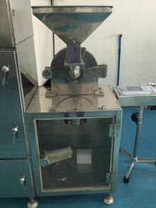 Cosmetic Powder Mill Machine pictures & photos