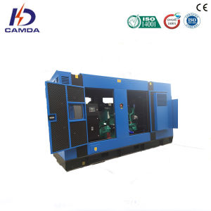 100kw Biogas Generator Sets Silent Type pictures & photos