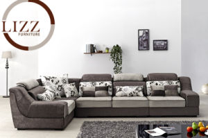 Furniture New Porduct Upholstery Modern Fabric Sofa pictures & photos