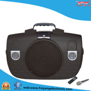 8 Inch Electronic Speaker with Bt Shoulder Straps F33s pictures & photos