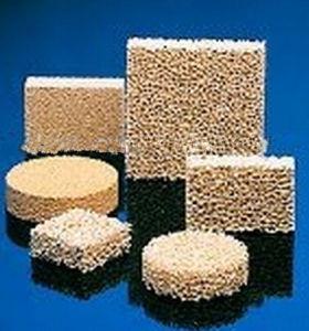 Ceramic Zirconia Foam Filter for Reduce Slag Inclusions pictures & photos