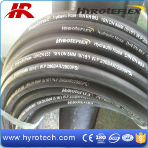 Good Quality High Pressure Hydraulic Hose (SAE, DIN Standard) pictures & photos