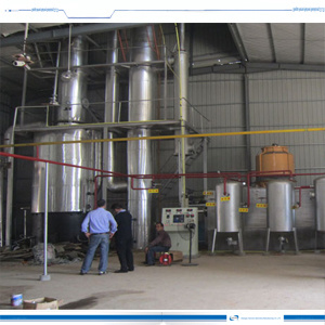 Sludge Oil Refinery to Diesel Distillation Unit pictures & photos