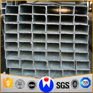 Oiled Square Black Annealed Steel Tube pictures & photos