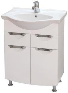 Cheap Elegant Bathroom Vanity (YB-600) pictures & photos