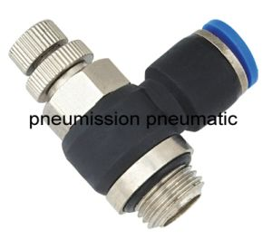 China Pneumatic Push in Air Fitting SL Series (regulator) pictures & photos