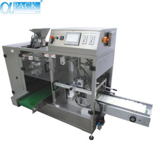 Horizontal Automatic Filling Machine for Stand up Pouches (Doy Pack) pictures & photos