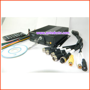 4CH 720p Video Recording Car DVR for Bus Security pictures & photos