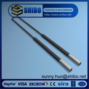 Superior Quality U Type Mosi2 Heating Element with Grade 1700 1800 pictures & photos