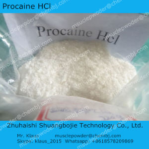High Quality Anti Paining Raw Powder Procaine 59-46-1
