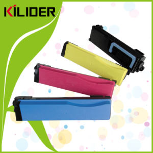 TK-550 Toner Cartridge Compatible for Kyocera Printer FS-C5200dn C5250DN pictures & photos